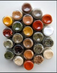 Organic And Natural Spices