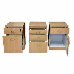 Wooden File Unit