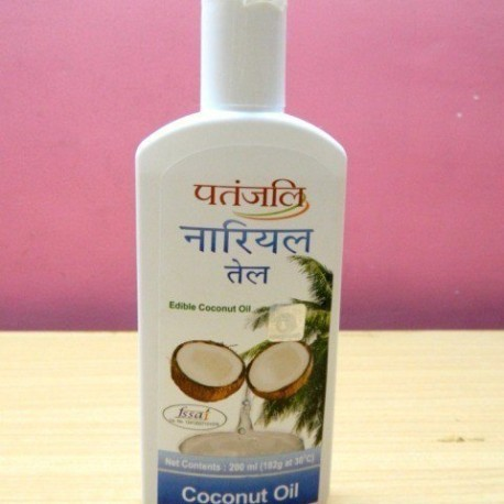 Patanjali Coconut Oil 210 Ml