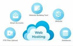 English Dynamic Website Hosting Service, Installation Provided: Provide, Windows, Linux