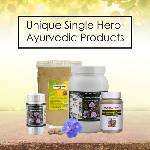 HerbalHills 100% Natural and Chemical Free Ayurvedic Products, Packaging Type: Bottle