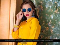 Ladies Stylish Rayon Kurtis