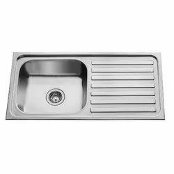 Jayna SBSD 05 Kitchen Sink With Drain Board