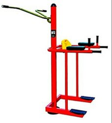 EXERCISE BAR WITH LEG RISE ( SNS 828 )