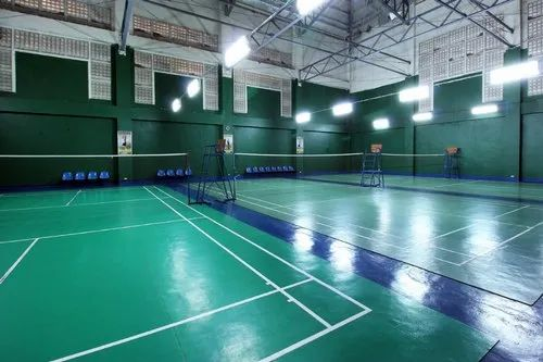 Indoor RKB Badminton Courts
