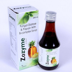 Fungal Diatase & Papain with B-Complex Syrup