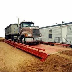 9m Motion Truck Weighbridge