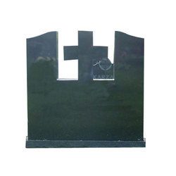 Natural Granite Headstone