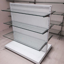 4 Shelves Center Rack