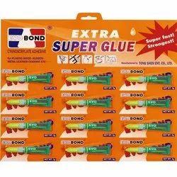 Evobond Taiwan 3 gms Extra Super Glue , SG0312, Tube
