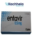 Entecavir 0.5 mg Tablet