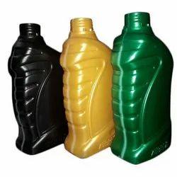 Plastic Hydraulic Oil Bottle