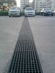 Thermodrain FRP Grating For Storm Water Drain