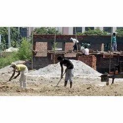 Building Foundation Labour