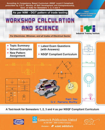 Workshop Science & Calc  Elect  Sector Nsqf 5 Syll Sem  1 & 4