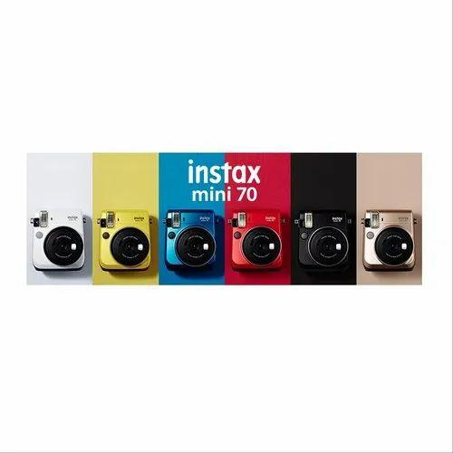 Fujifilm Instax Mini 70 62 mm Camera - Fujifilm India Private