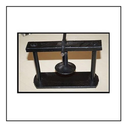 Iron Press For Pressing Flask