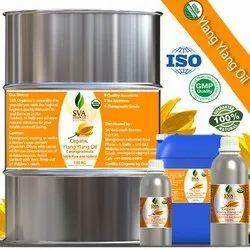 Organic Ylang Ylang Oil