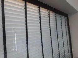 PVC Horizontal Faux Venetian Blinds