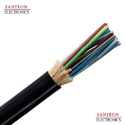 Unamoured Optic Fiber cable