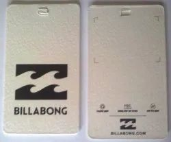 Billabong Label Tag