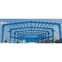 20-40 Feet Galvanized Pre Engineered Metal Building, Use: Industrial