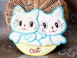Cat Design Badges