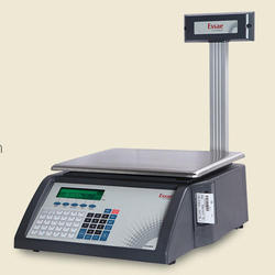 SI-810 Label Printing Scale