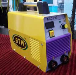 Inverter Base ARC Welding Machine ARC 200 ATM