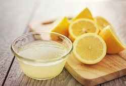 Cloudy Lemon Concentrate, Packaging : 250 kg