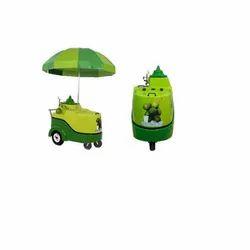 Coconut Vending Cart
