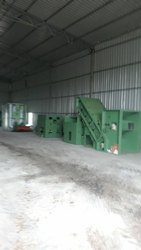 Waste Cotton Process Machines
