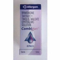 Brimonidine Tartrate Timolol Maleate Ophthalmic Solution