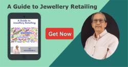 A Guide to Jewellery Retailing, Language: English, Hindi