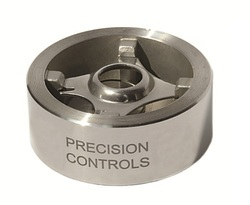 Precision Controls Stainless Steel Flow Check Valve