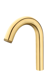 Brass Swan Neck Spout