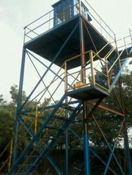 Watch Tower Security Cabins
