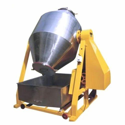 Ss Rotary Drum Mixer Machine