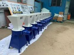 Waste Foam Shredding Machine For Pillow Macking