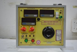High Voltage Testing NABL Calibration