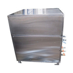 Manual Stainless Steel Water Chillers