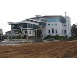 Steel Structure Prefabricated Convention Hall