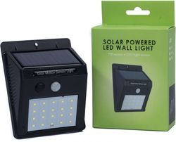 Solar Wall Light, For Outdoor