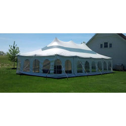 White Outdoor Event Tent