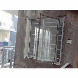 Aluminum Window Works Service, Location: India