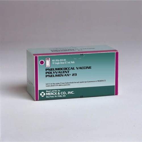 Pneumovax 23 Injection, for Personal, Rs 1250 /piece Sai Distributors   ID:  14383568248