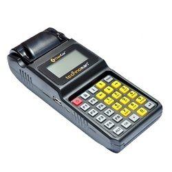 Cash Collection Billing Machine