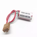 Maxell Battery ER17/33 1600mAh 4 Wire 3G2A9-BAT08 C500-BAT08 C200H-BAT09 For Omron PLC
