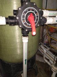 Initiative PVC Manual Multi Port Valves, for Water Treatment