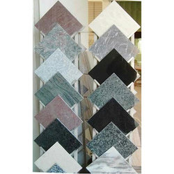 Polished Granite Tile, Thickness: 15-20 mm, for Flooring